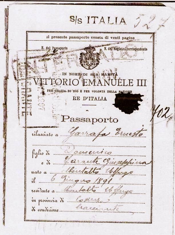 Ernesto Garrafa page1