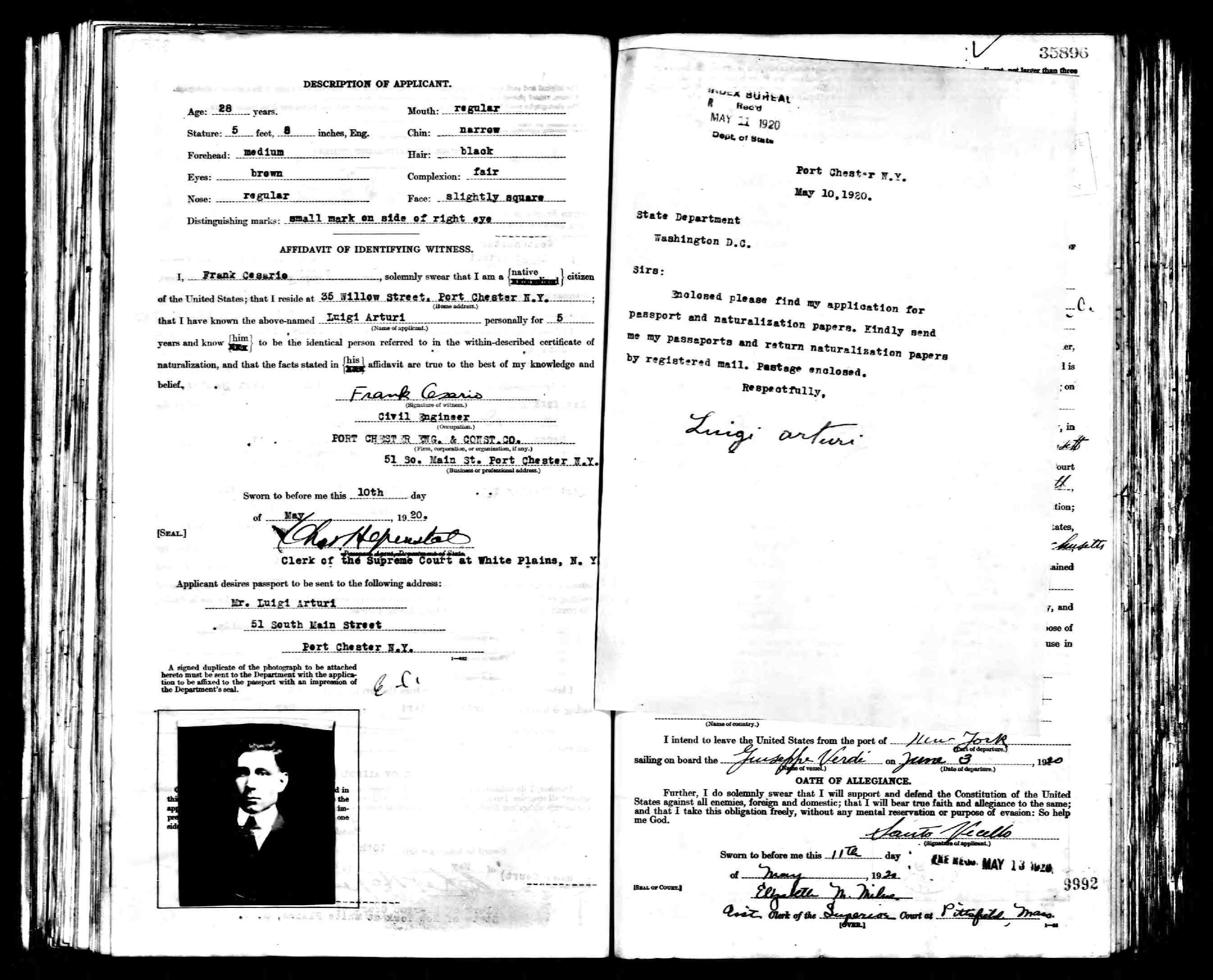 Luigi Arturi page 2