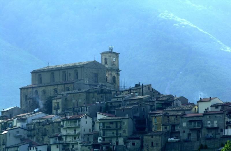 San Fili Panorama