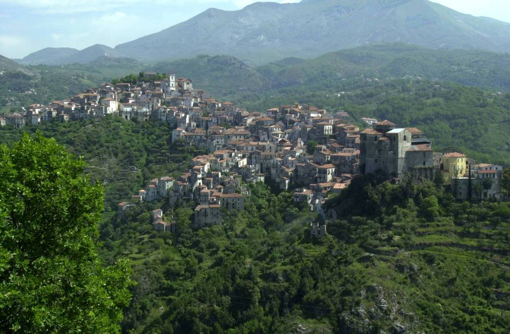 Calabrese Mountain Village