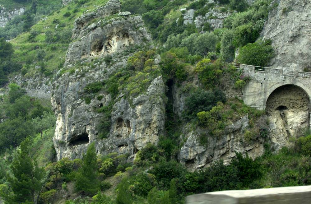Cosenza Province Road