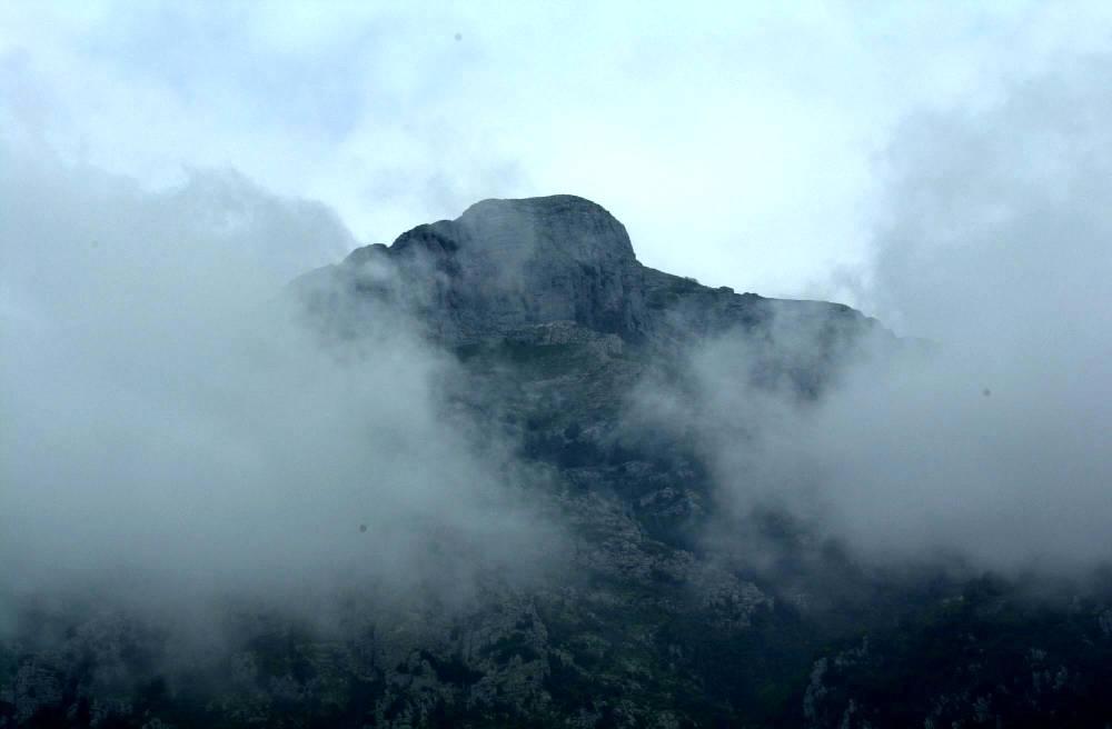 Cosenza Mountain